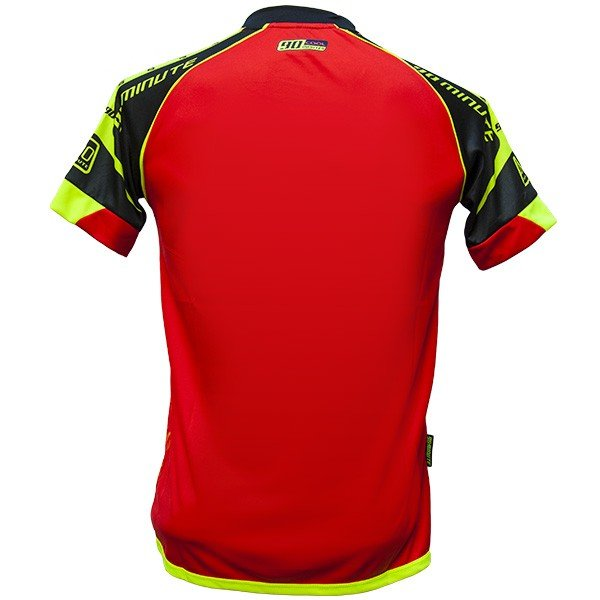 Maillot 90 Minute Rouge